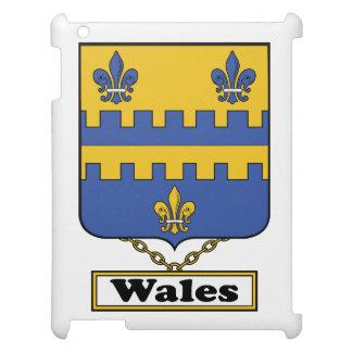 Escudo de la familia de País de Gales