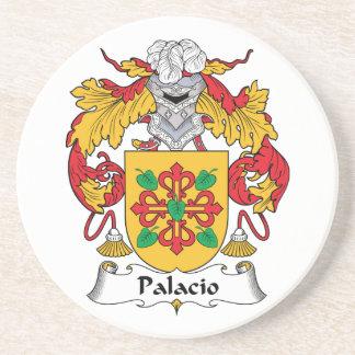 Escudo de la familia de Palacio Posavasos Personalizados
