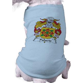 Escudo de la familia de Palacio Playera Sin Mangas Para Perro