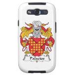 Escudo de la familia de Palacios Galaxy S3 Cobertura