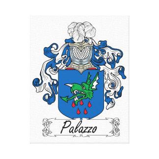 Escudo de la familia de Palazzo Impresiones En Lienzo Estiradas