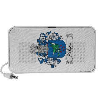 Escudo de la familia de Palazzo iPod Altavoces