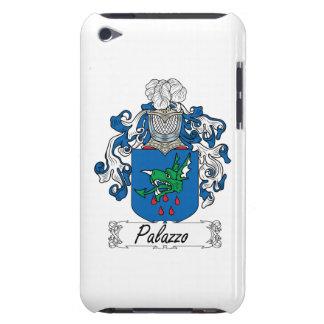Escudo de la familia de Palazzo iPod Case-Mate Carcasas