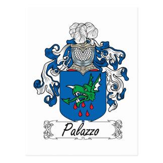 Escudo de la familia de Palazzo Postal