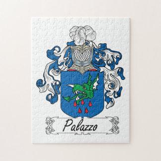 Escudo de la familia de Palazzo Puzzles Con Fotos