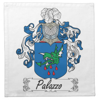 Escudo de la familia de Palazzo Servilleta