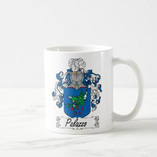 Escudo de la familia de Palazzo Taza Clásica