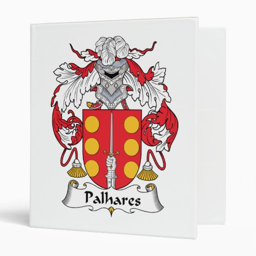 Escudo de la familia de Palhares