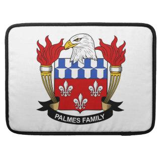 Escudo de la familia de Palmes Funda Para Macbook Pro