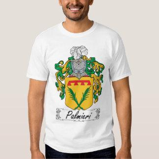 Escudo de la familia de Palmieri Remera