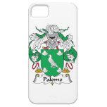 Escudo de la familia de Palomo iPhone 5 Fundas