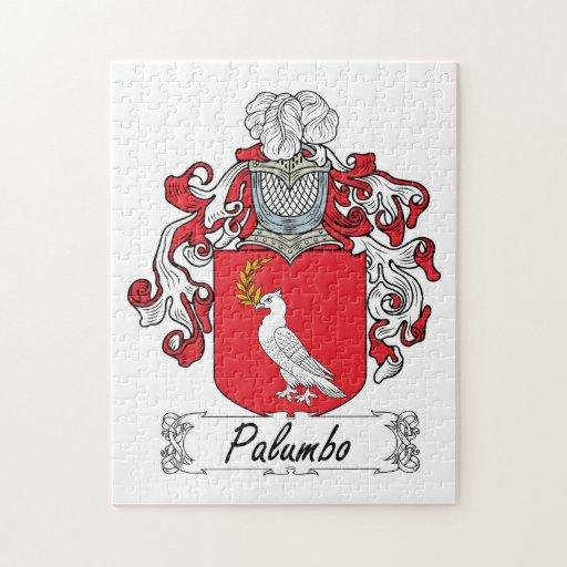 Escudo de la familia de Palumbo Puzzles Con Fotos