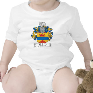 Escudo de la familia de Paluzzi Traje De Bebé