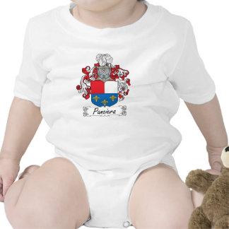 Escudo de la familia de Panciera Traje De Bebé