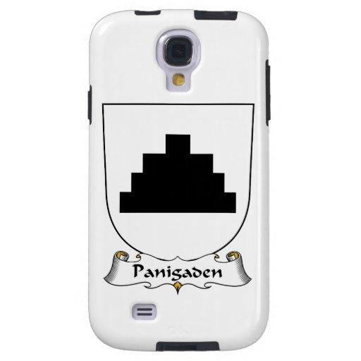 Escudo de la familia de Panigaden Funda Para Galaxy S4
