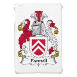 Escudo de la familia de Pannell iPad Mini Coberturas