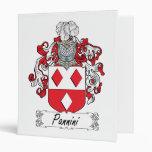 Escudo de la familia de Pannini