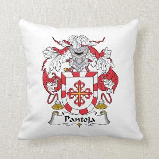 Escudo de la familia de Pantoja Cojines