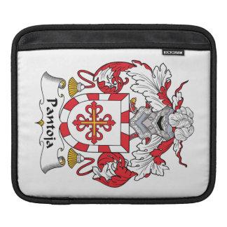 Escudo de la familia de Pantoja Mangas De iPad