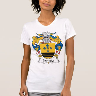 Escudo de la familia de Pantoja Poleras