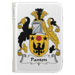 Escudo de la familia de Panton