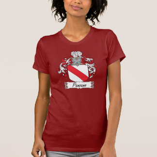 Escudo de la familia de Panzano Camiseta