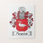 Escudo de la familia de Paravicini Rompecabezas