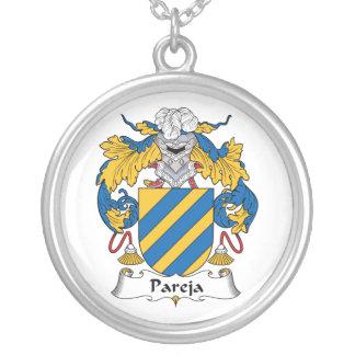 Escudo de la familia de Pareja Grímpola