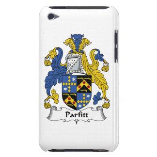 Escudo de la familia de Parfitt iPod Case-Mate Cárcasa