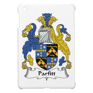 Escudo de la familia de Parfitt iPad Mini Protectores