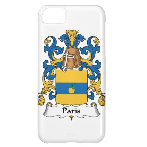 Escudo de la familia de París