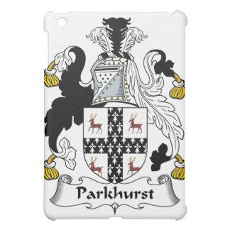 Escudo de la familia de Parkhurst