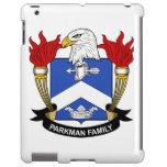 Escudo de la familia de Parkman