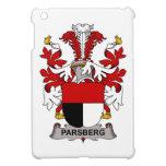 Escudo de la familia de Parsberg iPad Mini Cárcasas