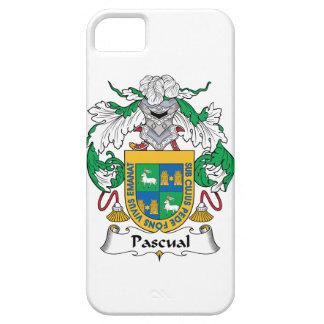Escudo de la familia de Pascual Funda Para iPhone SE/5/5s