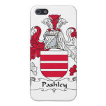 Escudo de la familia de Pashley iPhone 5 Cobertura