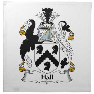 Escudo de la familia de Pasillo Servilleta De Papel