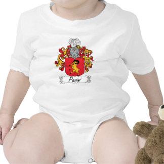 Escudo de la familia de Pasini Traje De Bebé