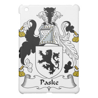 Escudo de la familia de Paske
