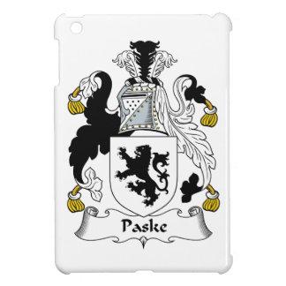 Escudo de la familia de Paske iPad Mini Cárcasa