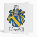 Escudo de la familia de Pasqualini