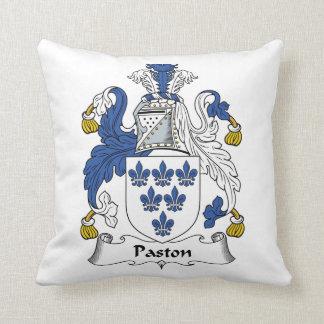Escudo de la familia de Paston Almohadas