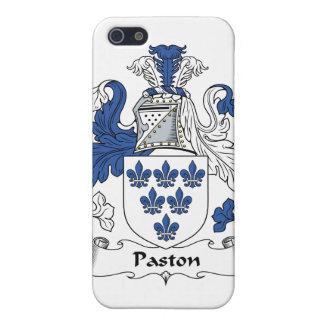 Escudo de la familia de Paston iPhone 5 Protectores