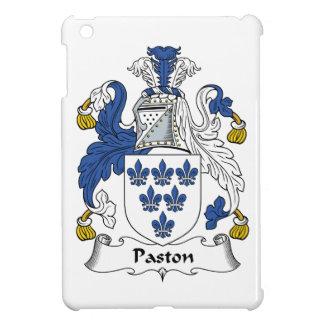 Escudo de la familia de Paston iPad Mini Fundas