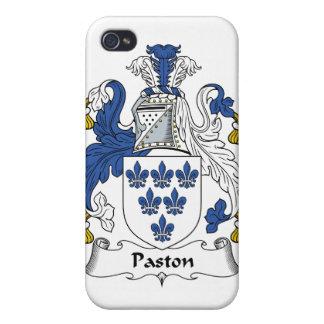 Escudo de la familia de Paston iPhone 4/4S Funda