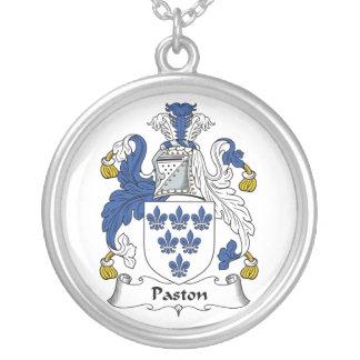 Escudo de la familia de Paston Joyerias