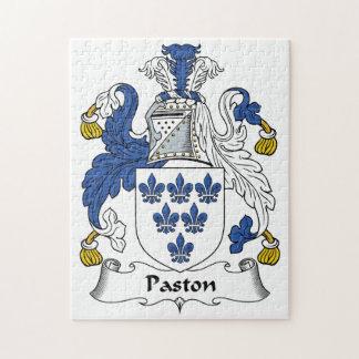 Escudo de la familia de Paston Puzzle
