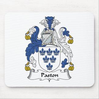 Escudo de la familia de Paston Tapetes De Ratones