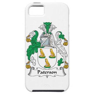 Escudo de la familia de Paterson iPhone 5 Carcasas