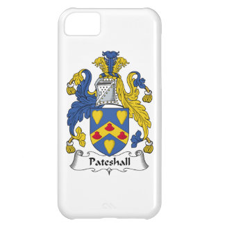 Escudo de la familia de Pateshall